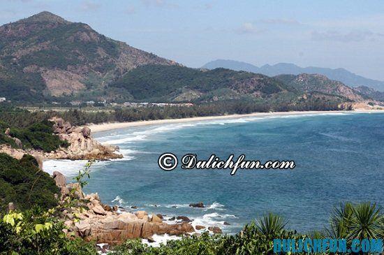 Du lịch biển Bình Tiên thời điểm nào là đẹp nhất? Mùa du lịch biển Bình Tiên lý tưởng