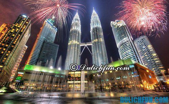 Nên du lịch Malaysia vào thời gian nào? Thời điểm lý tưởng nên du lịch Malaysia