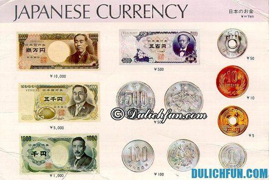 Đổi tiền Nhật Bản như nào, ở đâu? Hướng dẫn cách đổi tiền Nhật Bản