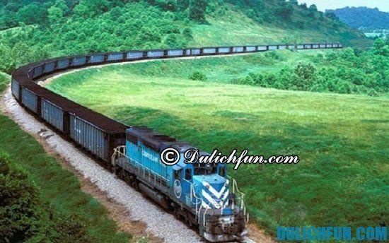 Hướng dẫn chi tiết cách đi du lịch Sapa bằng tàu hỏa. Cách đi du lịch Sapa 2 ngày 1 đêm bằng tàu hỏa