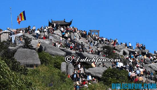 Địa điểm du lịch cầu tài lộc đầu năm gần Hà Nội? Địa điểm du xuân gần Hà Nội không nên bỏ lỡ