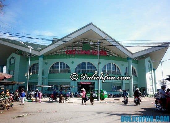 Tour du lịch Long Xuyên giá rẻ: Địa điểm mua sắm ở Long Xuyên. Kinh nghiệm mua sắm ở Long Xuyên