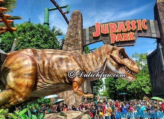 Du lịch Universal Singapore có gì thú vị? Khám phá các địa điểm vui chơi, giải trí ở Universal Singapore