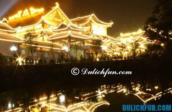 Du lịch chùa Ba Vàng có gì thú vị? Khám phá các địa điểm tham quan, hấp dẫn ở chùa Ba Vàng