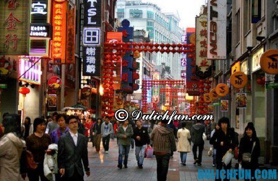 Những lưu ý quan trọng khi du lịch Trung Quốc bạn nên biết. Một số chú ý khi du lịch Trung Quốc - Du lịch Trung Quốc cần chú ý điều gì?
