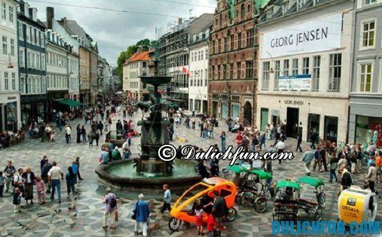 Cách đi du lịch tới Zurich và phương tiện đi lại ở Zurich: Địa điểm vui chơi hấp dẫn ở Zurich