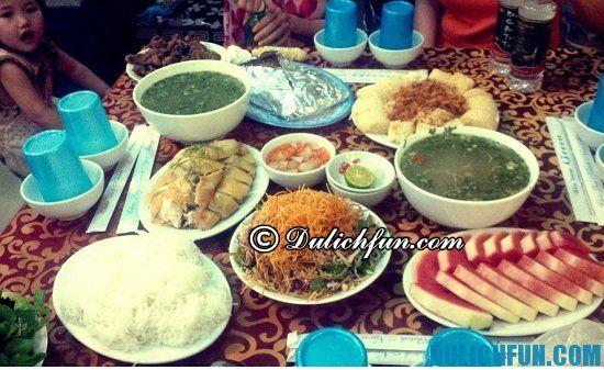 Ăn đặc sản Lạng Sơn ở đâu ngon nhất? Địa chỉ ăn uống ngon nổi tiếng ở Lạng Sơn