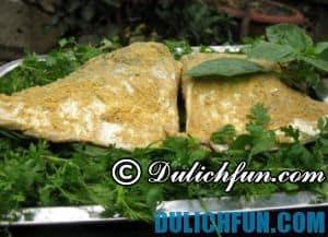 Ăn gì khi du lịch Vĩnh Phúc? Cá thính Lập Thạch, món ăn ngon, đặc sản nổi tiếng ở Vĩnh Phúc