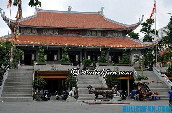 Những ngôi chùa linh thiêng và nổi tiếng ở Bắc Giang? Khám phá các địa điểm tham quan, du lịch hấp dẫn ở Bắc Giang không nên bỏ lỡ