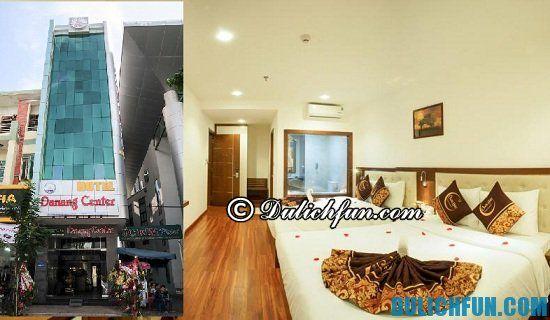 Đà Nẵng có khách sạn 3 sao nào đẹp, sạch sẽ, tiện nghi: Những khách sạn 3 sao giá tốt ở Đà Nẵng