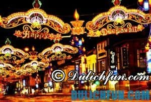 Những lễ hội đặc sắc, nổi tiếng ở Singapore nên tham dự