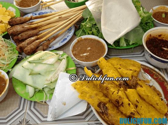Địa chỉ ăn uống về đêm ở Đà Nẵng: Buổi tối nên đi đâu ăn ở Đà Nẵng