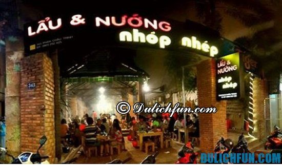 Địa điểm ăn uống về đêm ngon, giá bình dân ở Đà Nẵng: Ăn khuya ở đâu Đà Nẵng ngon, nổi tiếng