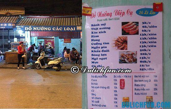 Địa điểm ăn uống về đêm ở Lạng Sơn: Quán ăn đêm ngon giá rẻ ở Lạng Sơn