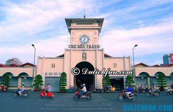 Du lịch Sài Gòn nên mua sắm ở đâu? Khám phá các địa điểm mua sắm ở Sài Gòn giá rẻ, hút khách nhất