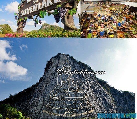 Du lịch Thái Lan 4 ngày 3 đêm nên đi chơi ở đâu? Tour du lịch Thái Lan 4 ngày 3 đêm giá rẻ