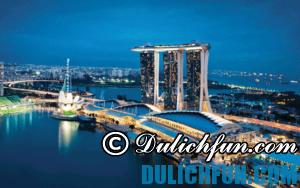 Du lịch singapore có cần visa không? Lưu ý khi nhập cảnh