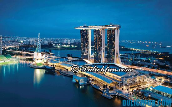 Du lịch Singapore có cần Visa hay không và những lưu ý khi nhập cảnh bạn nên biết