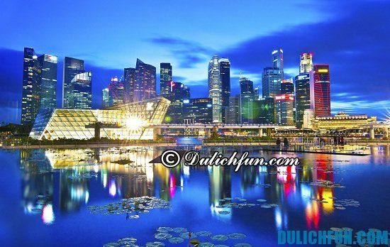 Nên đi du lịch Singapore tự túc hay theo tour? Toàn bộ chi phí du lịch Singapore rẻ nhất là bao nhiêu?