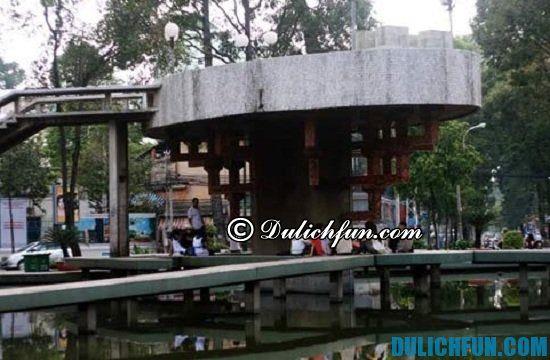 Điểm tên những địa điểm cà phê bệt nổi tiếng ở Sài Gòn. Bệt hồ con rùa, nơi uống cà phê bệt yêu thích của giới trẻ Sài Gòn bạn không nên bỏ lỡ