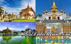 Kinh nghiệm du lịch Thái Lan: Lịch trình 4 ngày 3 đêm tự túc