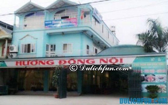 Quán nào ở Điện Biên ăn đặc sản ngon nhất? Hương Đồng Nội, địa chỉ quán ăn đặc sản ngon, giá rẻ ở Điện Biên bạn không nên bỏ lỡ