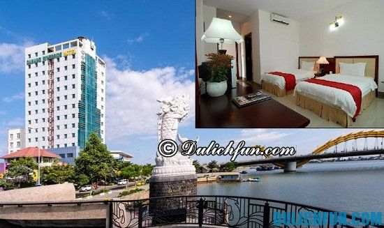 Khách sạn 3 sao ven sông Hàn tiện nghi, view đẹp ở Đà Nẵng: Top khách sạn 3 sao chất lượng tốt ở Đà Nẵng