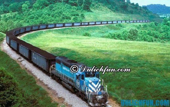 Những lưu ý khi đi tàu hỏa bạn nên biết. Chia sẻ kinh nghiệm đi tàu hỏa lần đầu