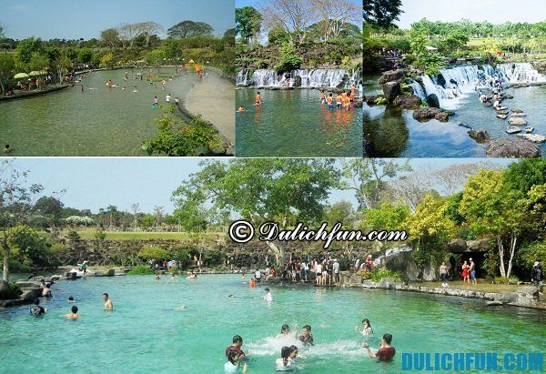 Kinh nghiệm du lịch công viên Suối Mơ, Đồng Nai: Vẻ đẹp của khu du lịch Suối Mơ, Đồng Nai