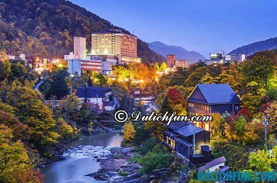 Chia sẻ kinh nghiệm du lịch Sapporo tự túc, thuận lợi. Hướng dẫn du lịch Sappore giá rẻ, tiết kiệm