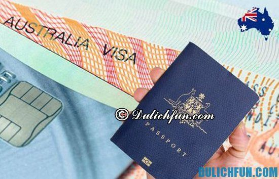 Kinh nghiệm xin visa đi du lịch Úc tự túc: Hướng dẫn cách xin visa đi Australia nhanh chóng, chi tiết