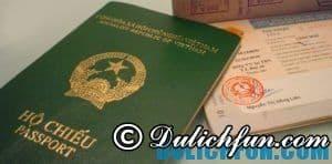 Kinh nghiệm xin visa du lịch, thăm thân Đài Loan chi tiết