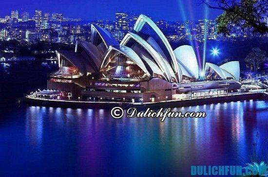 Làm visa đi du lịch Úc ở đâu, hết bao nhiêu tiền? Kinh nghiệm xin visa đi Úc du lịch tự túc