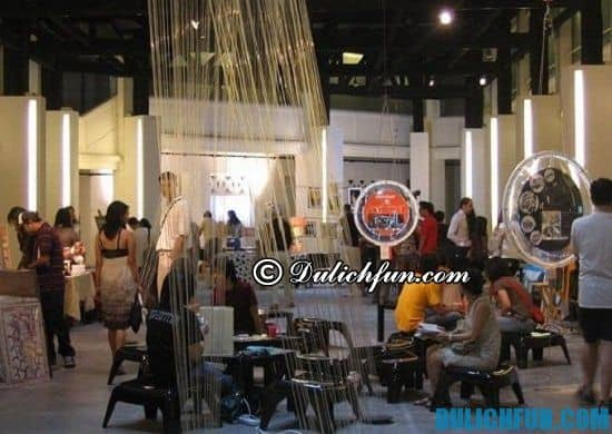 Đi đâu, chơi gì khi du lịch Singapore? Chợ nghệ thuật MAAD Flea, địa điểm tham quan, du lịch miễn phí ở Singapore