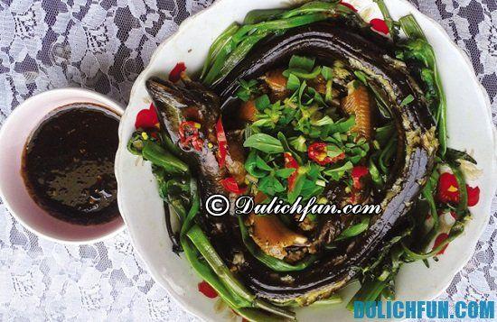 Món ăn đặc sản dân dã ngon, hấp dẫn ở Cà Mau: Cà Mau có đặc sản gì ngon?