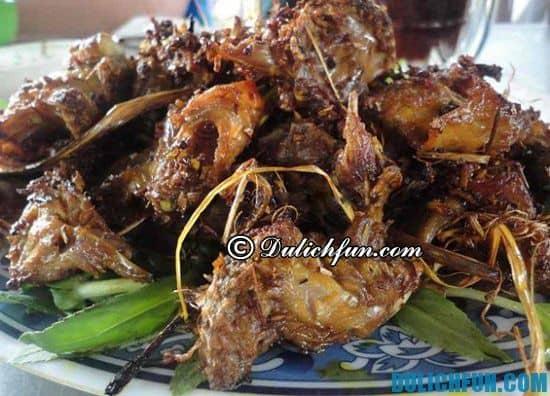 Món ăn ngon dân dã ở Cà Mau: Ăn gì khi đến Cà Mau du lịch