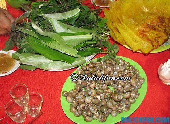 Món ăn truyền thống hấp dẫn ở Bến Tre: Ẩm thực nổi tiếng Bến Tre