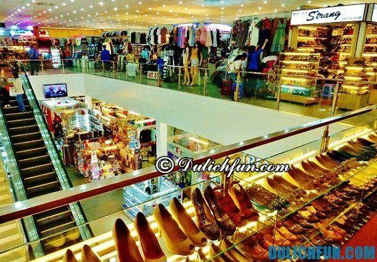 Điểm tên những địa điểm mua sắm ở Sài Gòn chất lượng, giá rẻ: Các khu chợ và trung tâm mua sắm ở Sài Gòn nổi tiếng