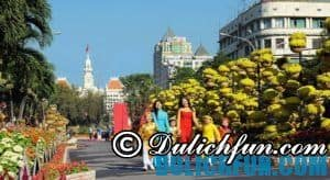 Tết dương lịch nên đi chơi ở đâu gần Sài Gòn đẹp, thú vị?