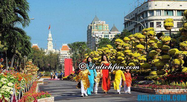 Tết dương lịch nên đi chơi ở đâu gần Sài Gòn?