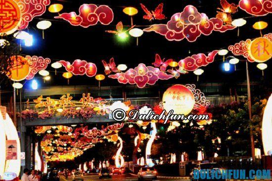 Ở Singapore có những lễ hội gì đặc sắc? Khám phá những lễ hội nổi tiếng ở Singapore