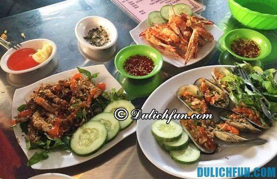 Quán ăn đêm nào ngon ở Đà Nẵng giá rẻ: Địa chỉ ăn uống về đêm ở Đà Nẵng