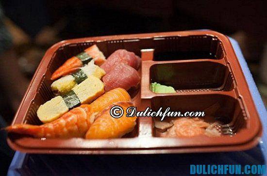 Sushi M&H, địa điểm quán ăn Nhật Bản ngon, giá rẻ ở Sài Gòn. Danh sách những quán ăn Nhật siêu ngon ở Sài Gòn