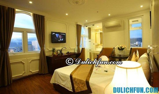 Tư vấn khách sạn 3 sao ở Đà Nẵng view đẹp, tiện nghi, sạch sẽ: Nên ở khách sạn 3 sao nào khi đi du lịch Đà Nẵng