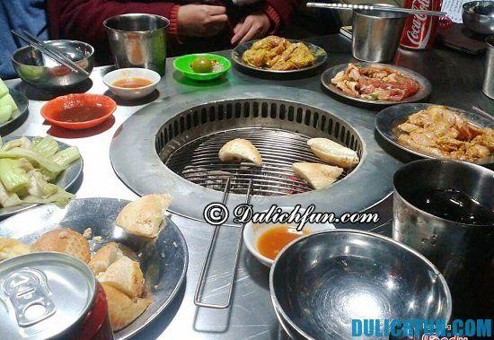 Ăn đồ nướng ở đâu Hà Nội ngon, nổi tiếng: Địa chỉ ăn đồ nướng ngon ở Hà Nội
