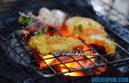 Ăn đồ nướng ở đâu Hà Nội ngon, giá rẻ: Địa chỉ quán đồ nướng bình dân ngon nổi tiếng ở Hà Nội