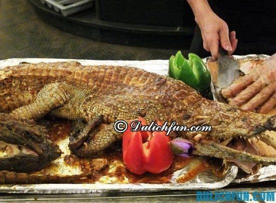 Ăn gì khi du lịch Vườn Xoài? Những món ăn ngon, hấp dẫn và nổi tiếng ở khu du lịch sinh thái Vườn Xoài, Đồng Nai