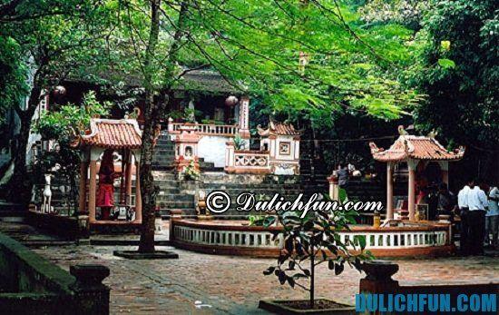 Đi đâu khi du lịch Hà Tĩnh? Chùa Hương Tích, địa điểm du lịch nổi tiếng nhất ở Hà Tĩnh bạn không nên bỏ lỡ