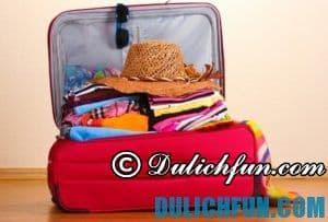 Du lịch Malaysia cần mang theo những gì? Một số vật dụng được mang theo và không được mang khi du lịch Malaysia bạn nên biết
