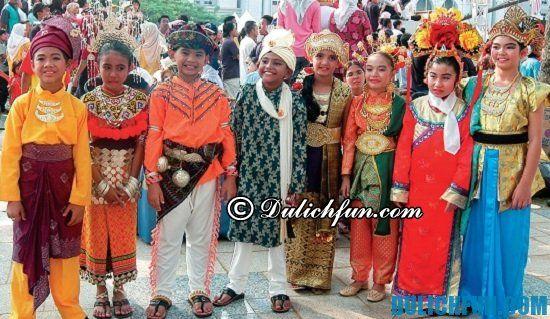 Du lịch Malaysia nên mặc gì? Nên mặc gì khi du lịch đất nước hồi giáo Malaysia